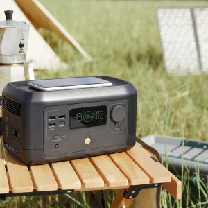 Small Brick, Big Power: EcoFlow RIVER mini Battery Recharges Fast, Powers Adventure
