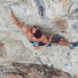 Matty Hong Claims First Repeat of 'Flex Luthor,' 5.15b, 18 Years After First Ascent