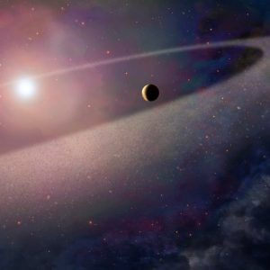 Found: A White Dwarf and Orbiting Planet – Omens About Our Post-Solar Future?