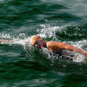 Chloë McCardel Notches Record Number of Swims Across the English Channel