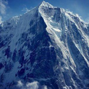 Six Italians Attempt Tengkampoche, Near Everest