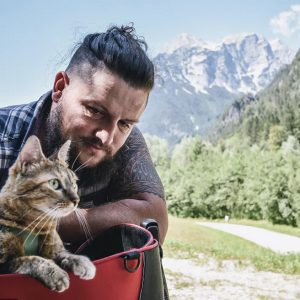 Dean and Nala: On the Road Again