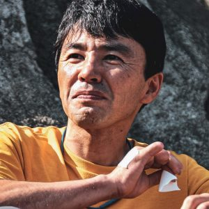 Yasushi Yamanoi of Japan Wins Career Piolet d'Or