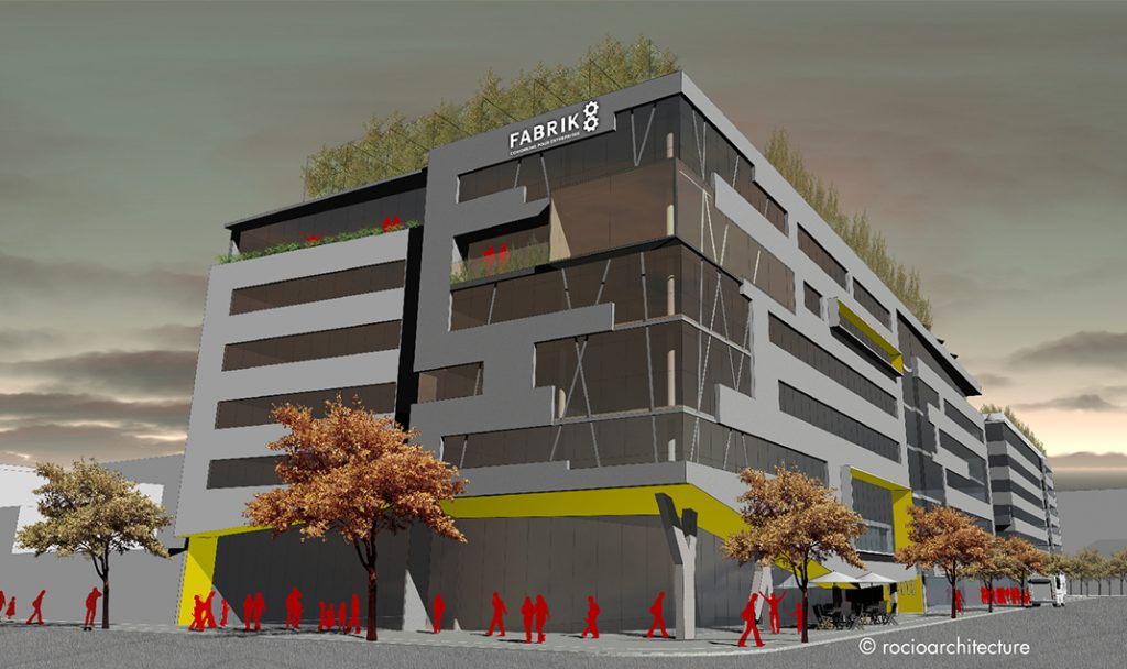 Nouvelle phase d'expansion pour FABRIK8