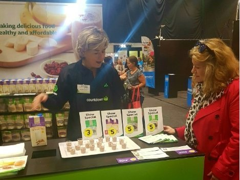 Big turn-out at all new healthy food expo! - FMCG Business