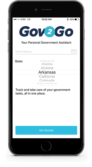 mobile government app