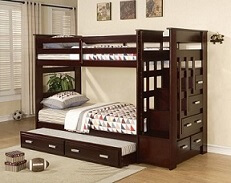 Acme allentown twin bed