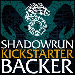 Shadowrun Backer