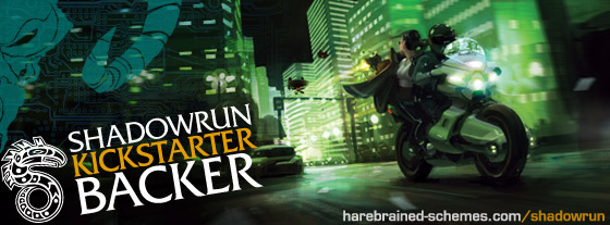 Shadowrun Returns Backer Banner
