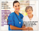 Deluxe Home Health Care Srevices,Llc