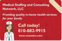 Medical Staffing And Consulting Network,LLC