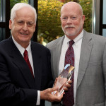 Chris Duree receives IACCT Award