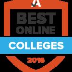 ASO 2016 Best Online Colleges logo