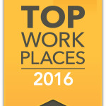 Top Workplaces 2016 logo