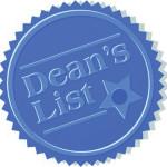 Dean's List graphic