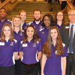 Student Senate visit's the Capitol
