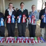ECC Horse Judging Team