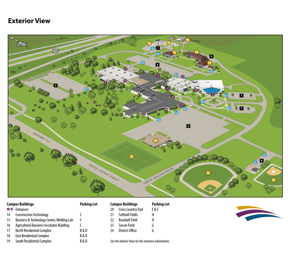 Mcc Campus Map | My Blog