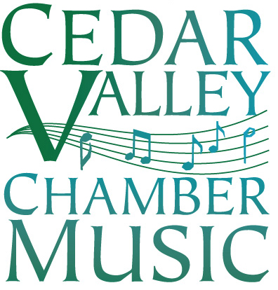 Cedar Valley Chamber Music logo