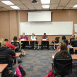 Social Problems class (Child Abuse Panel)