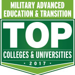 MAE&T Top Colleges & Universities 2017 logo