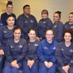 MCC Dental Assisting students