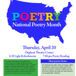 United State of Poetry flier