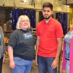 Adan Rodriguez receives scholarship