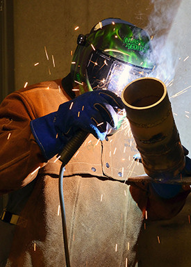 In demand welding jobs