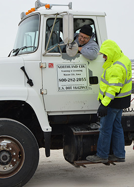 CDL classes begin Feb. 16!