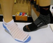 Drymax Maximum Protection Trail sock and Hot Weather sock