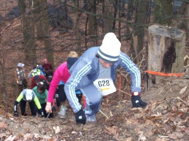 Chilly Cheeks Trail Run