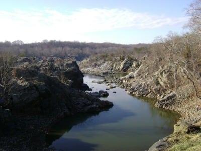 Potomac Gorge - Billy Goat Trail