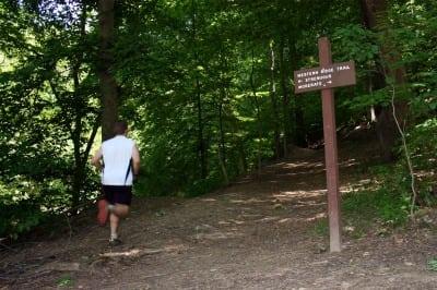 Valley Trail Rock Creek Park