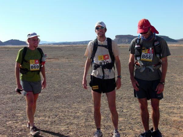 Marathon des Sables teams