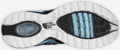 The North Face Single-Track outsole