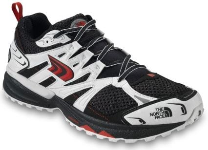 The North Face Single-Track mens white