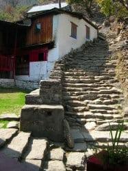 Nepali stairs