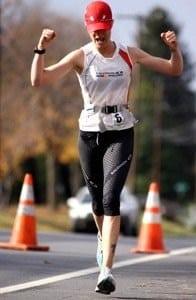 Devon Crosby-Helms 2009 JFK 50 mile