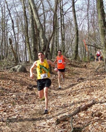 Matthew Byrne Karl Savage Ryan Woods Mt Penn Mudfest