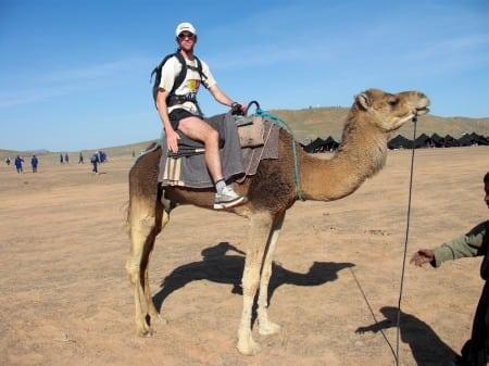 Michael Wardian 2009 Marathon des Sables