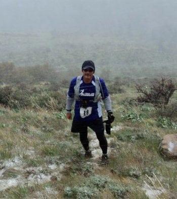 Pocatello 50 Mile 2010 blizzard