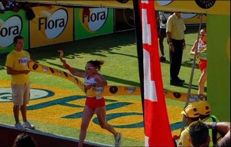 Elena Nurgalieva 2010 Comrades Marathon
