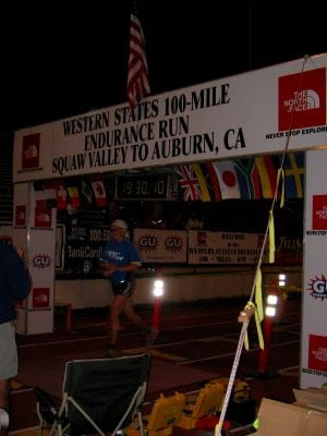 Bryon Powell Western States 100 2005