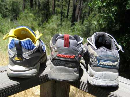 Montrail Sabino Trail Hardrock heel height