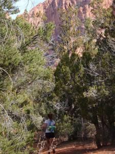 La Verkin Trail Kolob Canyon