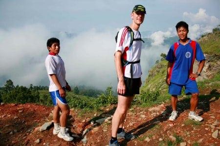 Sudip Tim var der Veer Bed Nepal