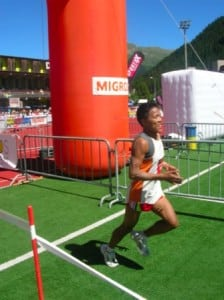 Nepali Swiss Alpine Marathon