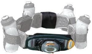 GoMotion Waist Belt attached