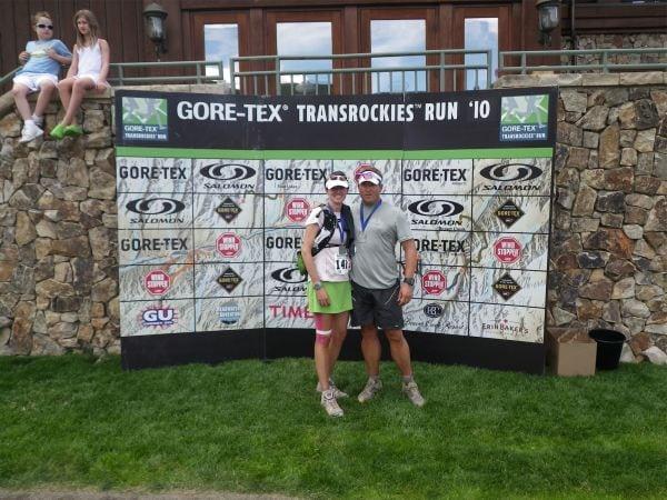 Allison John 2010 GORE-TEX TransRockies Run